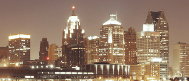 multiple law firm websites - detroit skyline