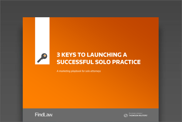 3 Keys to Launching A Successful Solo Practice Blurb