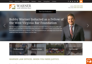 Warner Law Offices, PLLC.