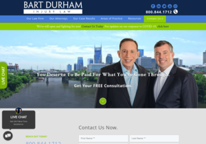 Bart Durham Injury Law